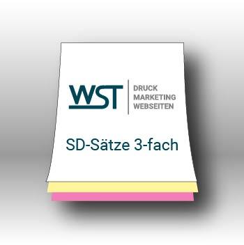 SD-Sätze Werbedruck Staub GmbH