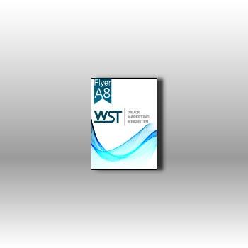 Flyer A8 Werbedruck Staub GmbH