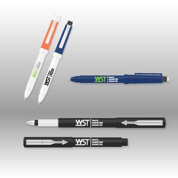 verschiedene Kugelschreiber Werbedruck Staub GmbH