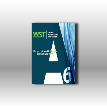 Buch oder Broschüren Werbedruck Staub GmbH